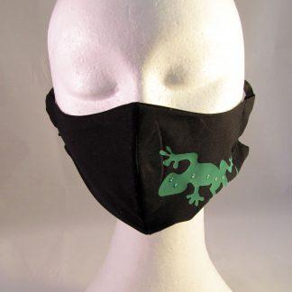 Zaščitna maska Kuščar s kristali Swarovski®